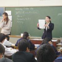 英語の教育実習・研究授業