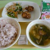 入学おめでとう給食